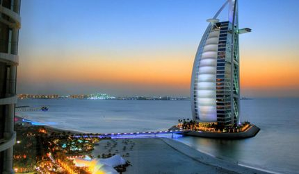 Verenigde-Arabische-Emiraten in Dubai - AE - AE