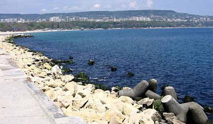 Bulgarije in Varna - BG - BG