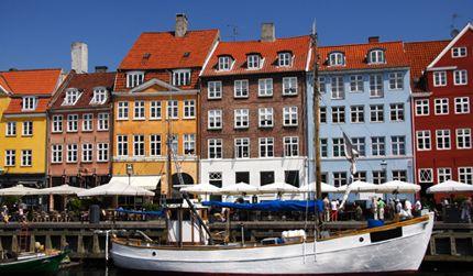 Denemarken in Kopenhagen - DK - DK