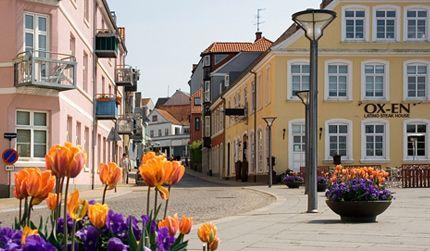 Denemarken in Sonderborg - DK - DK