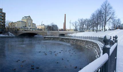 Finland in Tampere - FI - FI