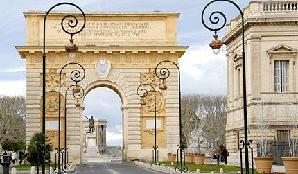 Frankrijk in Montpellier - FR - FR
