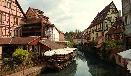 Frankrijk in Straatsburg - FR - FR