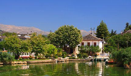 Griekenland in Ioannina - GR - GR