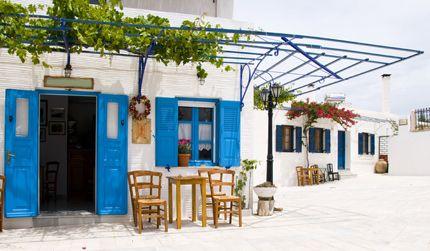 Griekenland in Paros - GR - GR