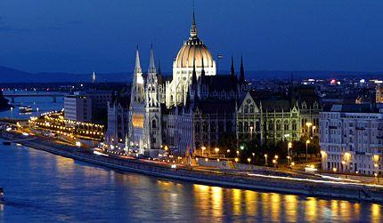 Hongarije in Boedapest - HU - HU