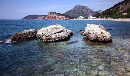 Montenegro in Tivat - YU - YU