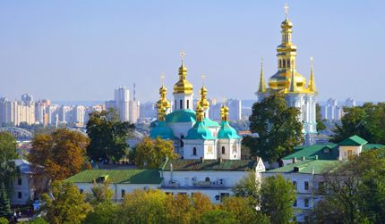 Oekraine in Kiev - UA - UA