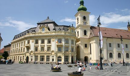 Roemenie in Sibiu - RO - RO