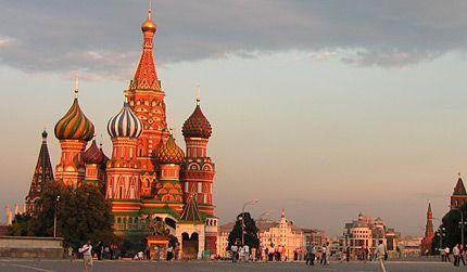 Rusland in Moskou - RU - RU