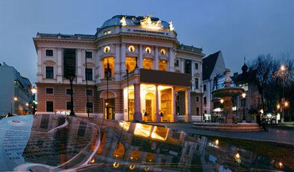Slowakije in Bratislava - SK - SK