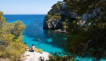 Spanje in Menorca ES ES
