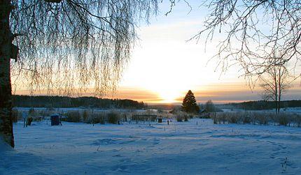 Zweden in Skelleftea - SE - SE