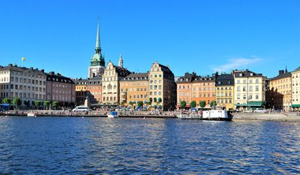 Zweden in Stockholm - SE - SE