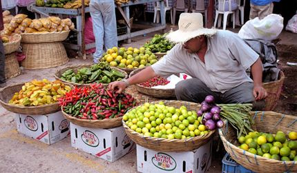 Honduras in Tegucigalpa - HN - HN