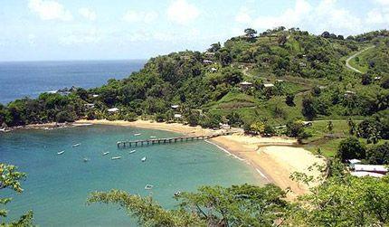 Trinidad-en-Tobago in Port-of-Spain - TT - TT