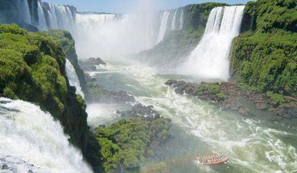 Brazilie in Iguassu-Falls - BR - BR