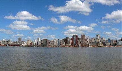 Brazilie in Porto-Alegre - BR - BR