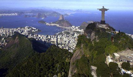 Brazilie in Rio-de-Janeiro - BR - BR