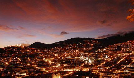 Ecuador in Quito - EC - EC