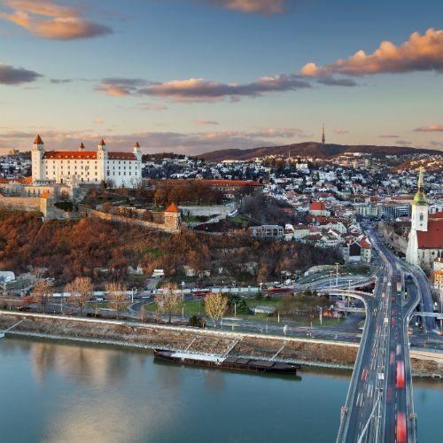 Bratislava in Bratislava - SK - SK