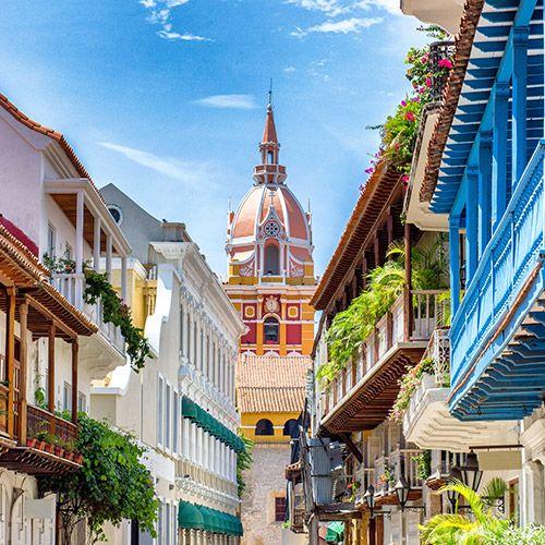 Cartagena in Cartagena - CO - CO