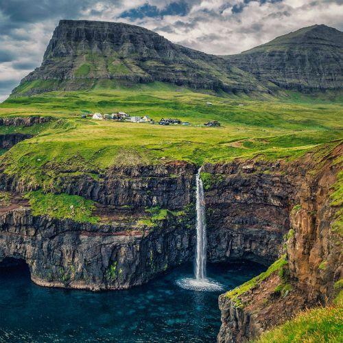 Faroer Eilanden in Faroer Eilanden - DK - DK
