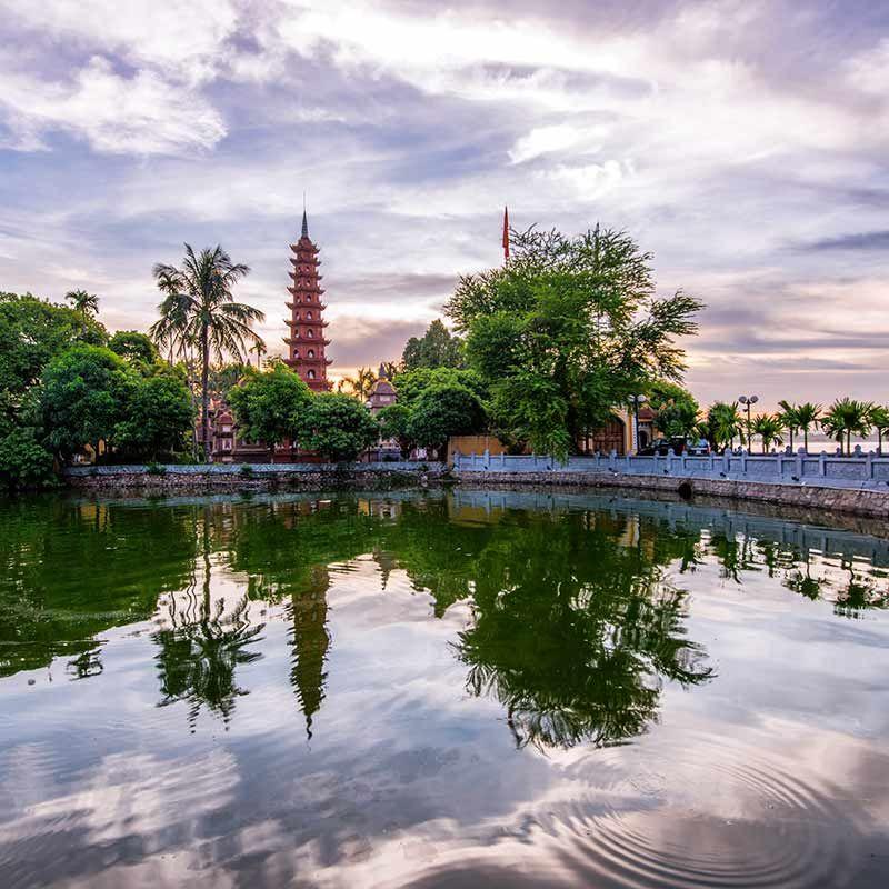 Hanoi in Hanoi - VN - VN