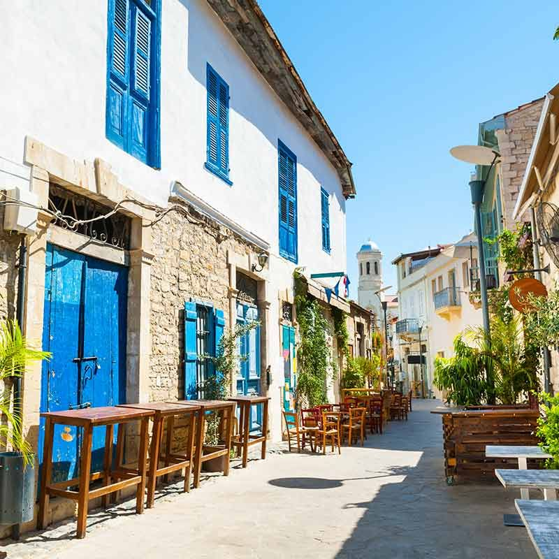 Larnaca in Larnaca - CY - CY