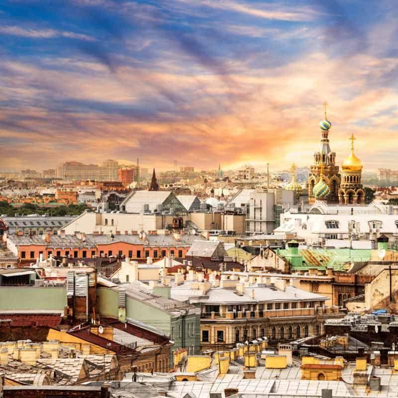 St. Petersburg in St. Petersburg - RU - RU