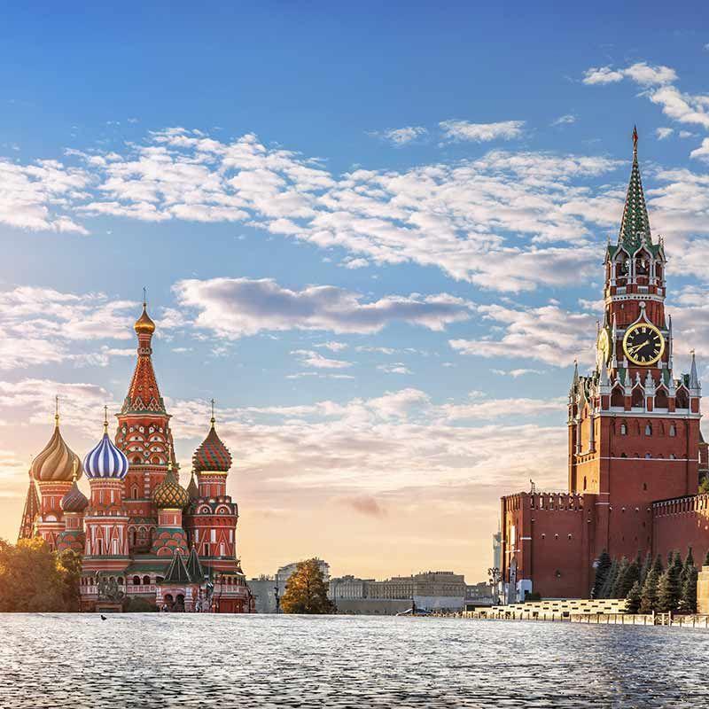 Moskou in Moskou - RU - RU