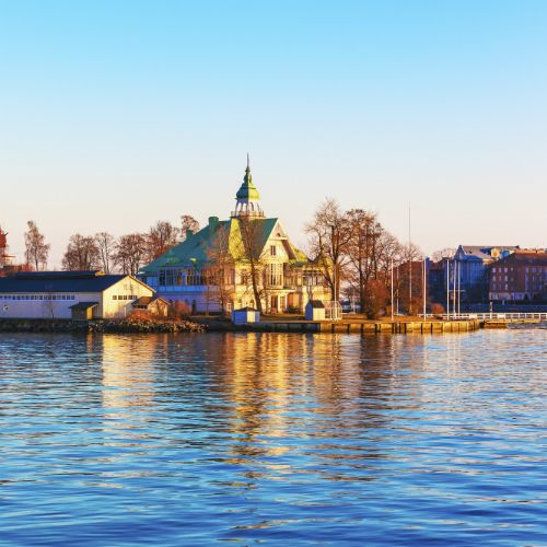 Rovaniemi in Rovaniemi - FI - FI