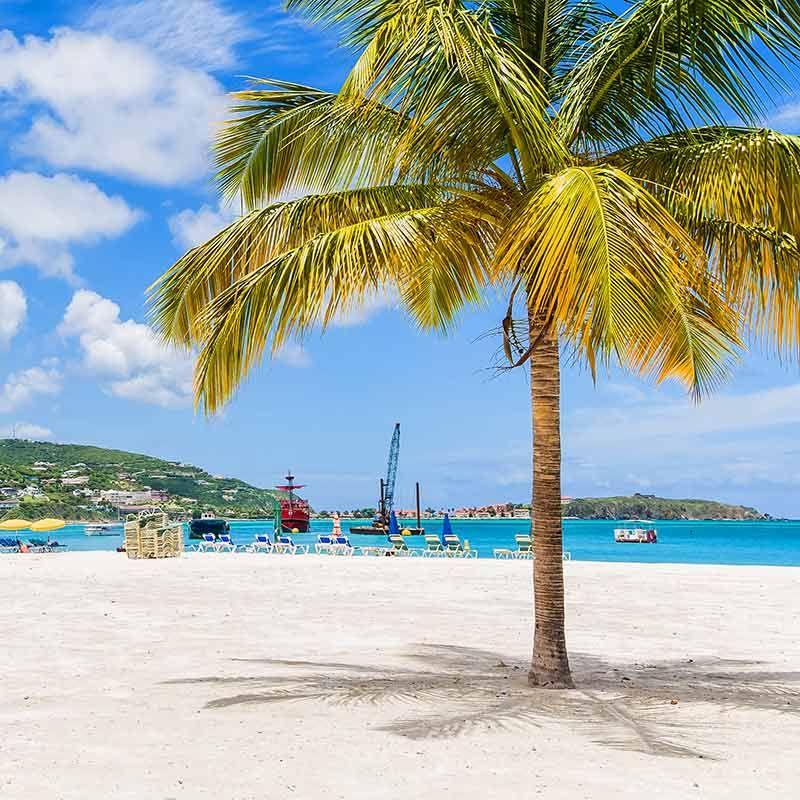 Sint Maarten in Sint Maarten - AN - AN
