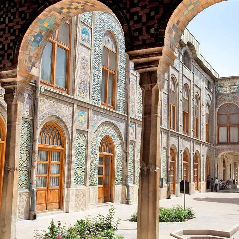 Teheran in Teheran - IR - IR