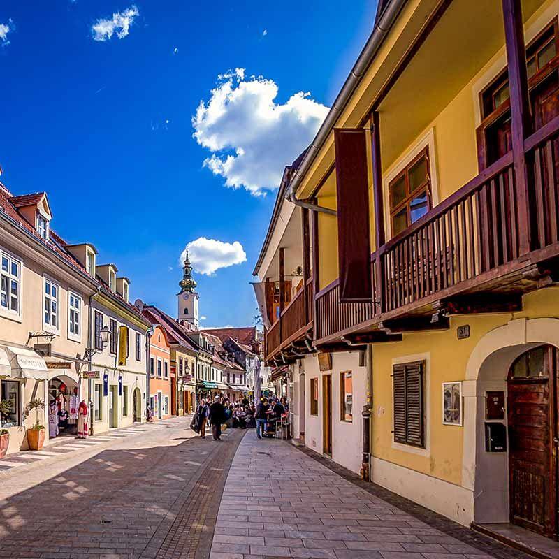 Zagreb in Zagreb - HR - HR