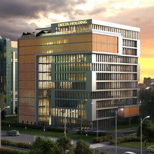 Delta gradi poslovnu centralu