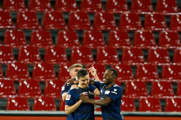 Der 1. FC Union holt sich in Köln seinen nächsten Dreier