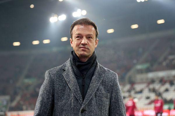 Fußball-Hammer: Wird Fredi Bobic jetzt neuer Hertha-Manager?