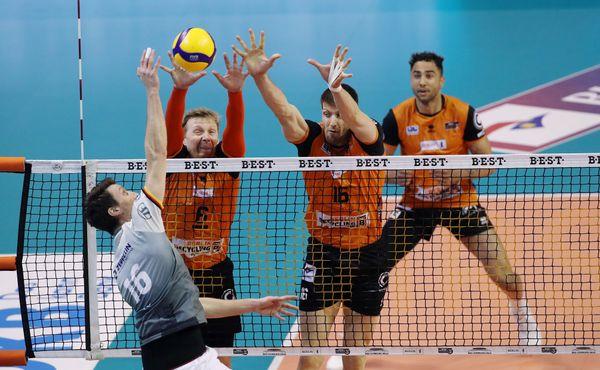 Berlin Volleys fehlt im Finale nur noch ein Sieg zur Meisterschaft