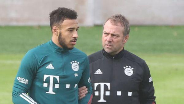 """FC Bayern: Schock nach Tolisso-Verletzung – Hansi Flick spricht von """"Tragödie"""""""