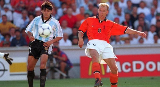 [經典重溫]98世界盃8強賽事:荷蘭對阿根廷