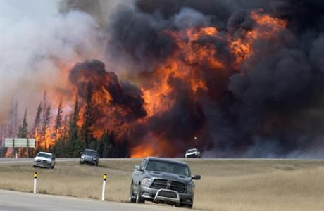 It's not just Alberta: Warming fueled fires are increasing
