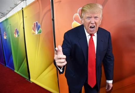 AP: 'Apprentice' cast and crew say Trump was lewd and sexist
