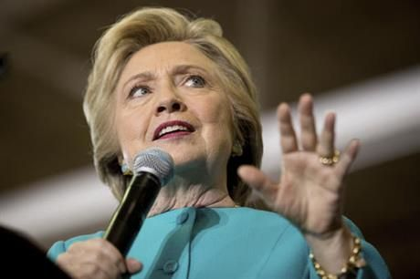 AP-GfK Poll: Clinton appears on cusp of commanding victory