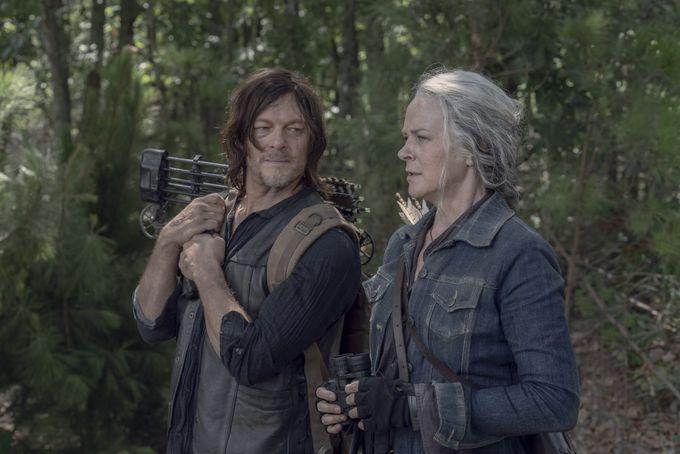The Walking Dead將以第11季完結!本週最新電影、劇集消息和預告片!!