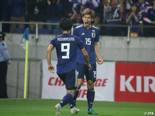 【海外の反応】「日本が止まらない」日本代表、4ゴールを奪いウルグアイに勝利!の代表サムネイル
