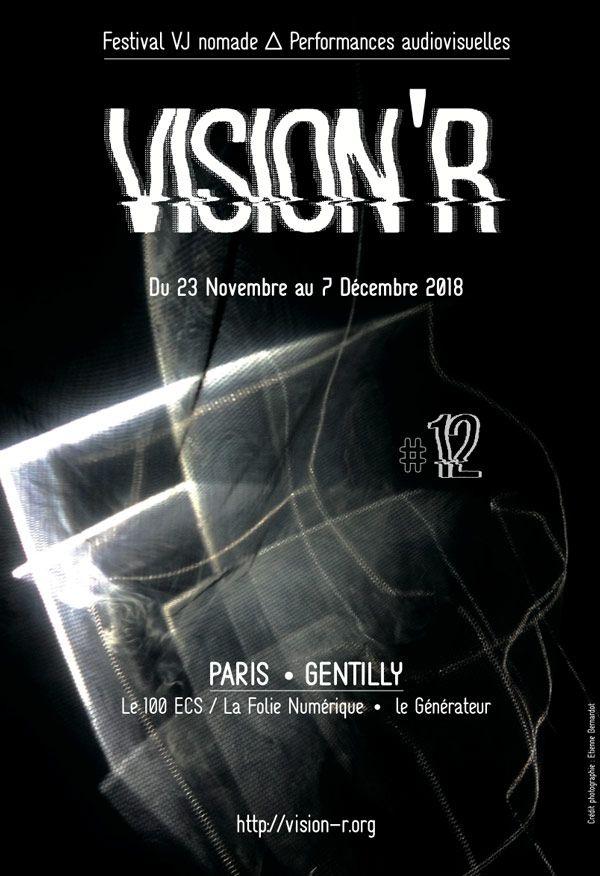 Vision'R VJ Festival 2018