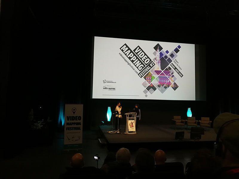 VideoMapping Festival 2019