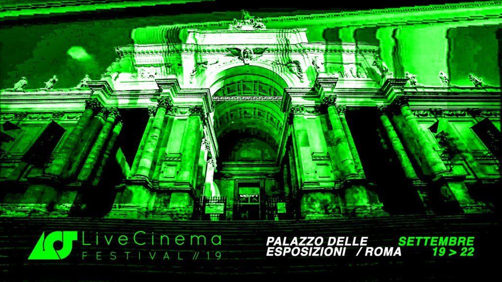 Live Cinema Festival 2019