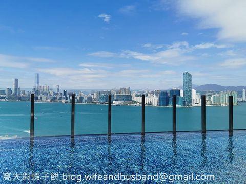 遊香港.Staycation@香港維港凱悅尚萃酒店